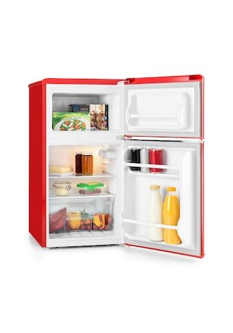 Klarstein Kühl Gefrierkombination Standkühlschrank Mini Kühlschrank 85l »Monroe« kaufen