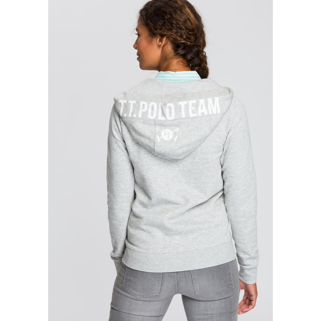 TOM TAILOR Polo Team Kapuzensweatshirt