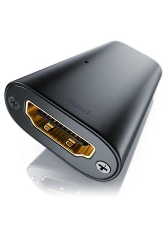 Primewire 4K UHD HDMI 2.0 aktiver Verstärker - bis zu 20m Entfernung kaufen