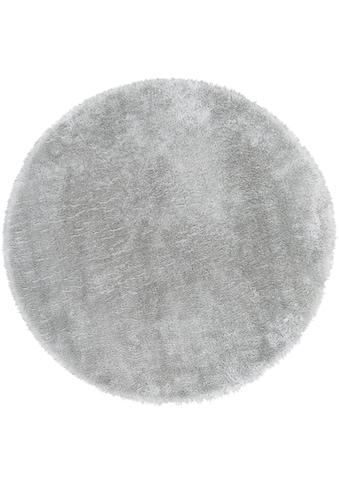 Andiamo Fellteppich »Lamm Fellimitat«, rund, 20 mm Höhe, Kunstfell, besonders weich durch Microfaser, Wohnzimmer kaufen