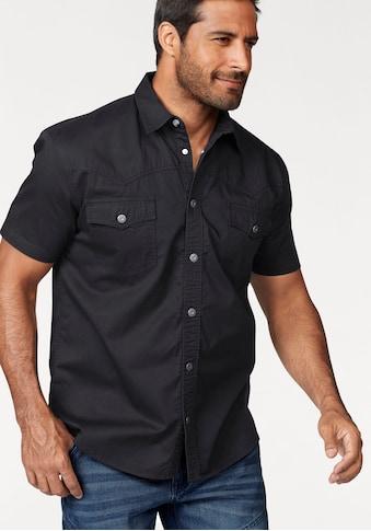 Arizona Kurzarmhemd, im Western-Stil kaufen