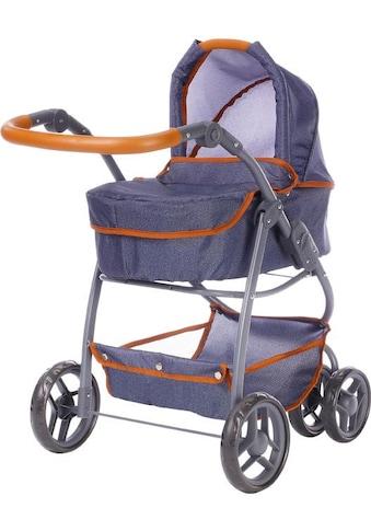 Knorrtoys® Puppenwagen »Coco - Dark Blue« kaufen