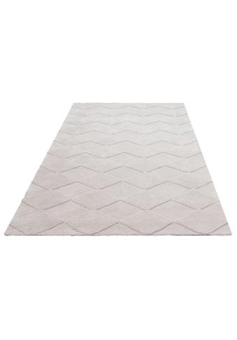 Teppich, »Alvin«, Leonique, rechteckig, Höhe 18 mm, maschinell getuftet kaufen