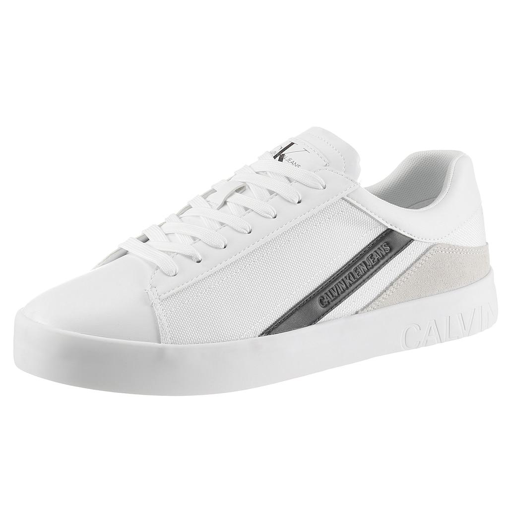 Calvin Klein Sneaker »Calvin Klein Jeans Stefan«, mit Ziernaht