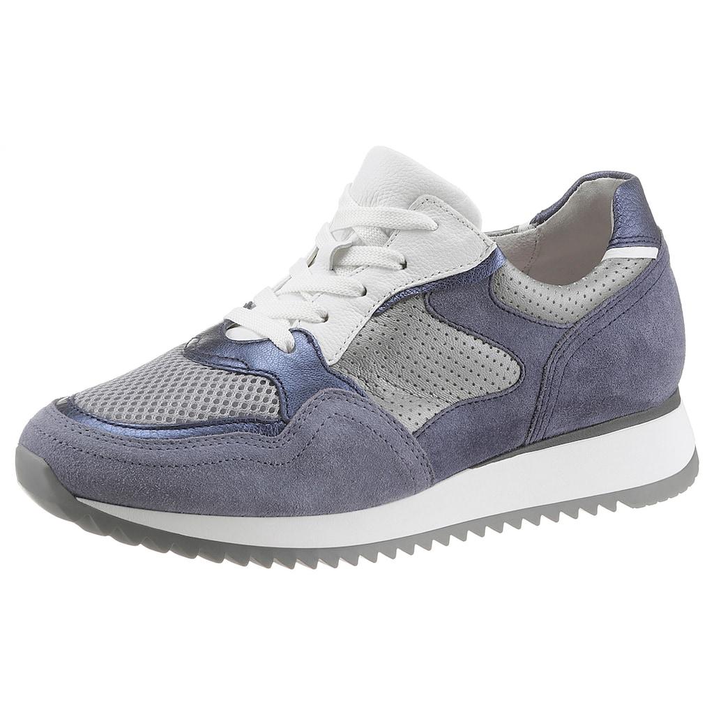 Gabor Keilsneaker »TURIN«, mit Mesheinsatz