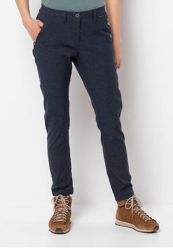 Jack Wolfskin Outdoorhose »WINTER TRAVEL PANTS WOMEN« kaufen