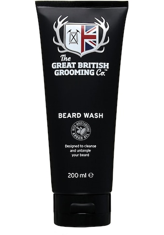 The Great British Grooming Co. Bartshampoo »Beard Wash« kaufen