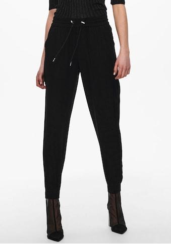 Only Jogger Pants »ONLKELDA-EMERY MW PULL-UP PANTS« kaufen