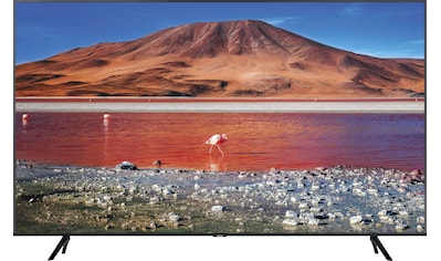 Samsung 55TU7079 LED - Fernseher (138 cm / (55 Zoll), 4K Ultra HD, Smart - TV kaufen