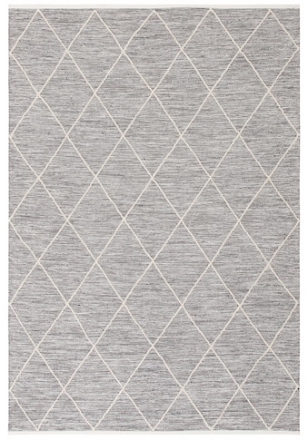 Home affaire Teppich »Halef«, rechteckig, 10 mm Höhe, Wendeteppich, Wohnzimmer kaufen