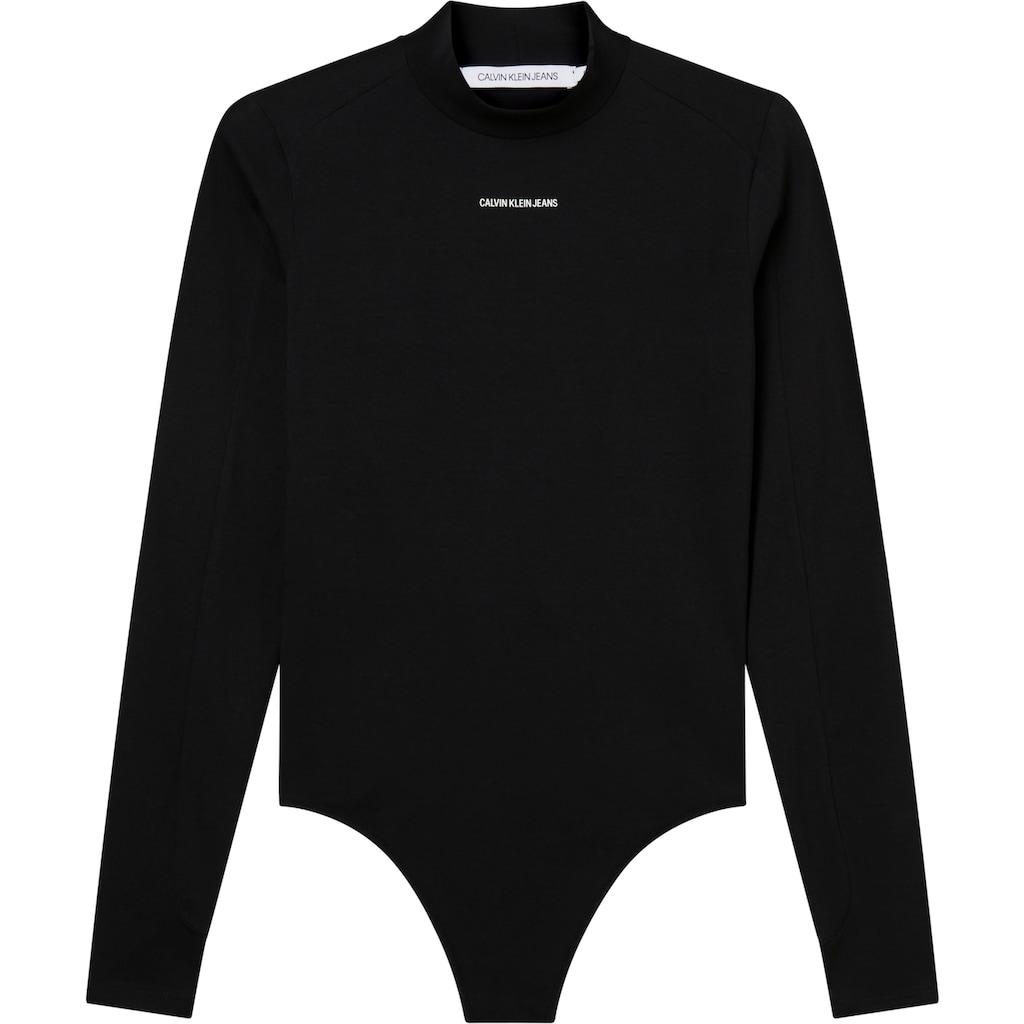 Calvin Klein Jeans Body »MICRO BRANDING BODY«, mit Calvin Klein Micro Logo-Schriftzug