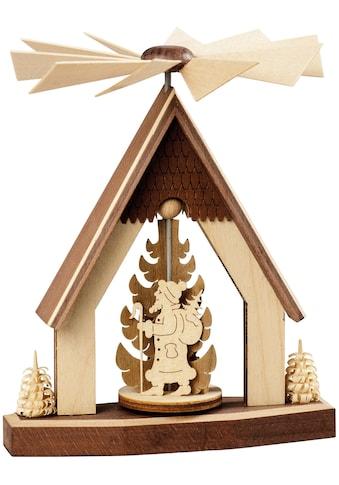 SAICO Original Heizungspyramide Weihnachtsmann kaufen