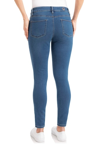 wonderjeans Ankle-Jeans »Ankle«, Schmale leicht verkürzte Form kaufen