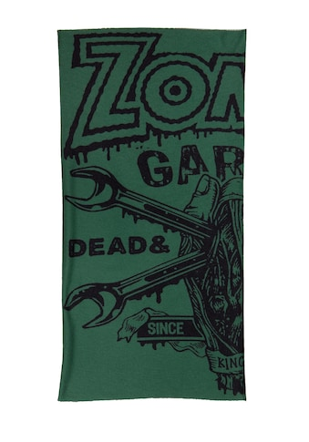 KingKerosin Multifunktionstuch »Zombie Garage«, mit Print aus Coolmax kaufen