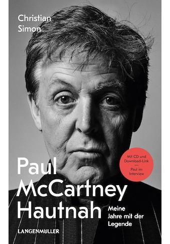 Buch »Paul Mc Cartney Hautnah / Christian Simon« kaufen