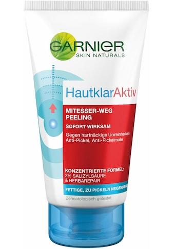 GARNIER Waschpeeling »Hautklar Aktiv Porenfrei Waschpeeling« kaufen