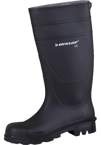 Dunlop Sicherheitsstiefel »Universal schwarz«, ohneSicherheitsklasse kaufen