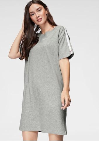 Calvin Klein Sleepshirt, mit Streifen an den Ärmeln kaufen