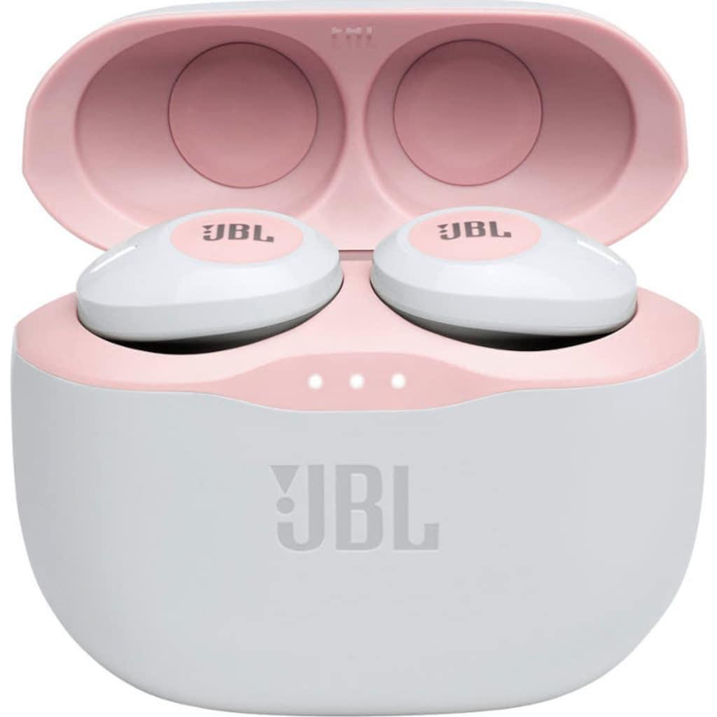 JBL wireless In-Ear-Kopfhörer »TUNE 125 TWS«, Bluetooth, True Wireless