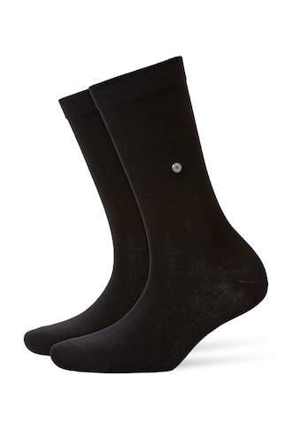 Burlington Socken »Lady«, (1 Paar), One size fits all (Gr. 36-41) kaufen