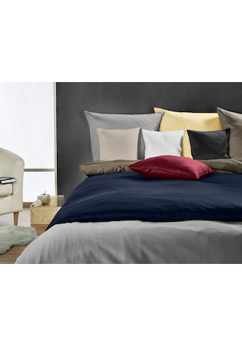 Kneer Bettwäsche »Edel-Satin Uni«, aus mercerisierter Baumwolle kaufen