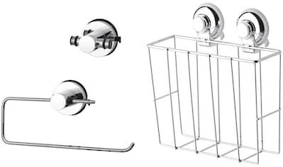 GSW Küchenhelfer-Set »HOOKIE System® 3-teilig«, intelligenter Saughaken kaufen