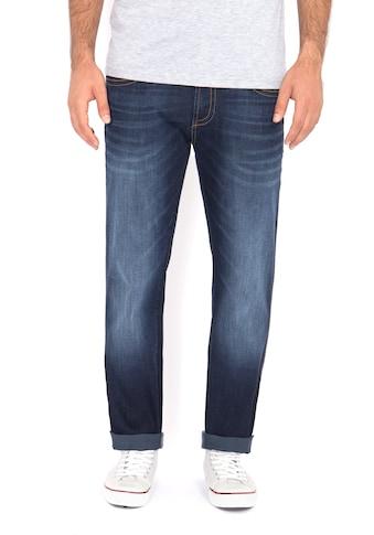 Way of Glory 5-Pocket-Jeans »John«, mit Sitzfalten kaufen