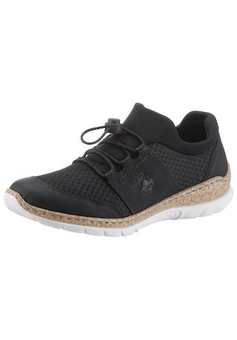 Rieker Slip-On Sneaker, mit komforablem Stretcheinstieg kaufen