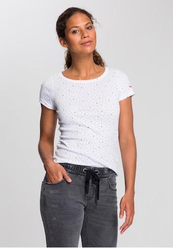 KangaROOS T-Shirt, im Allover- oder mit Front-Druck kaufen