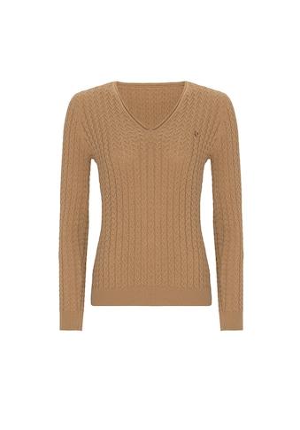 Jimmy Sanders V-Ausschnitt-Pullover kaufen