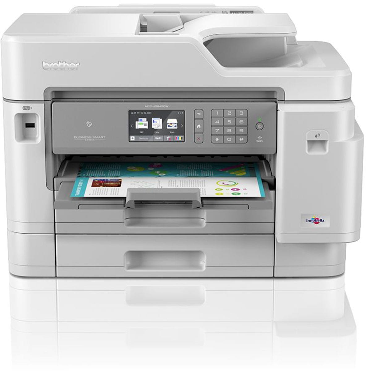 Tintenstrahl-Multifunktionsdrucker »MFC-J5945DW 4in1 DIN A3...