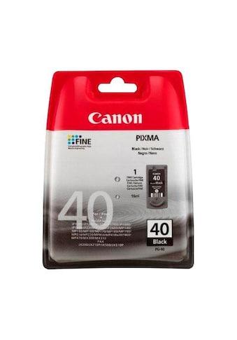 Canon Tintenpatrone »Canon PG-40 original« kaufen