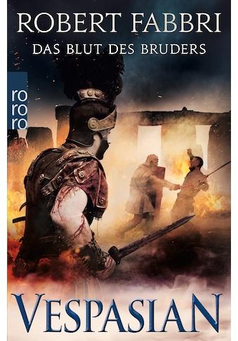 Buch »Vespasian: Das Blut des Bruders / Robert Fabbri, Anja Schünemann« kaufen