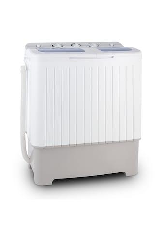 ONECONCEPT Mini Camping Waschmaschine 6,8 kg Wäscheschleuder 5,2 kg kaufen