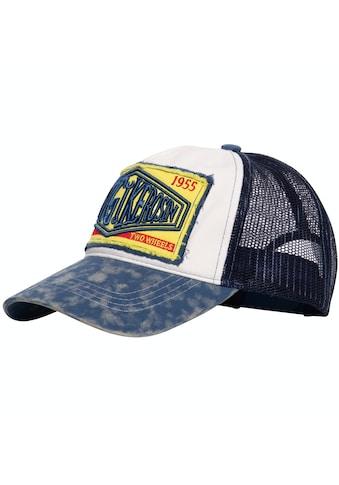 KingKerosin Trucker Cap »Since 1955«, mit Enzymwash und erhabener Stickerei kaufen