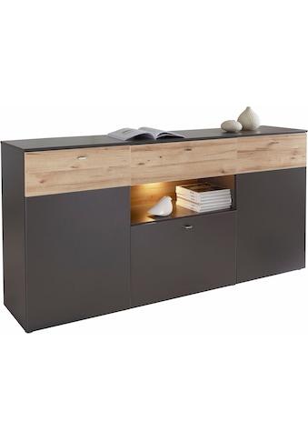 FORTE Sideboard, Breite 195 cm kaufen