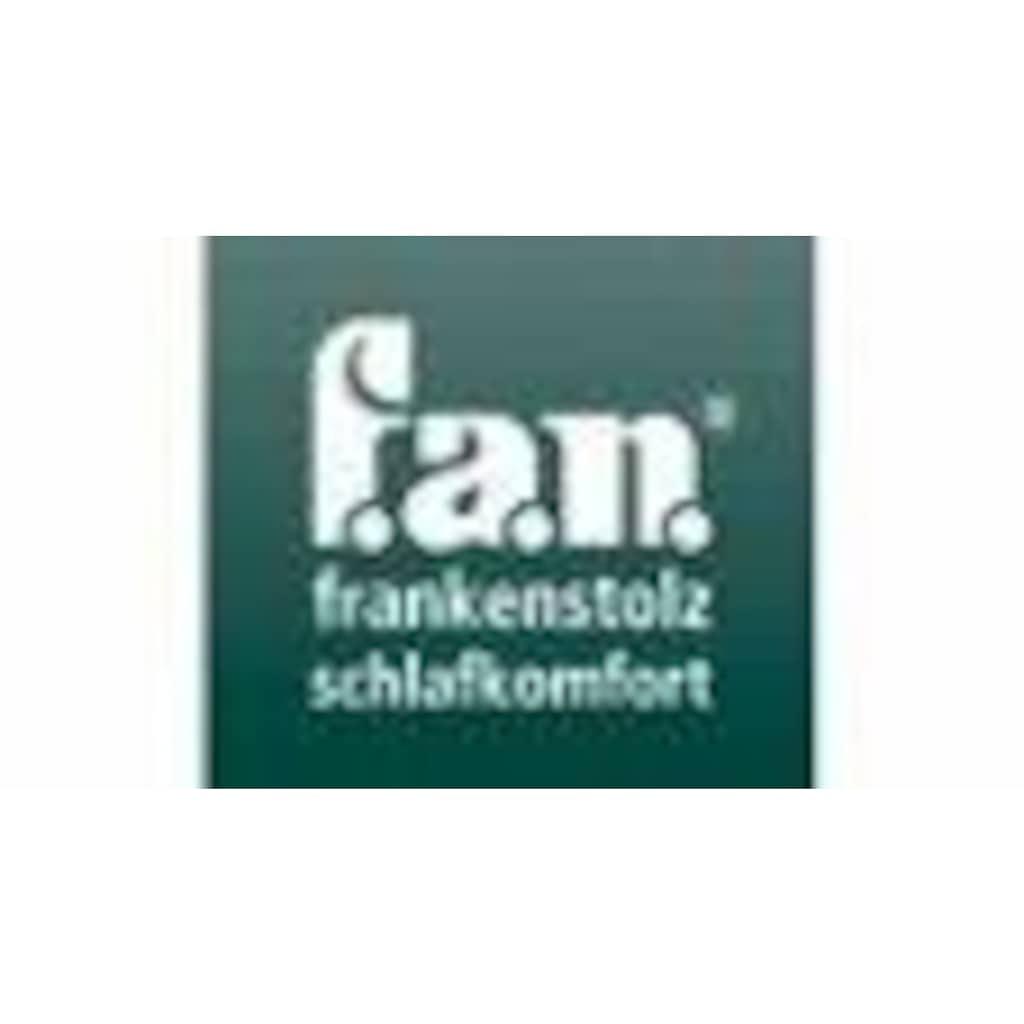 f.a.n. Schlafkomfort Topper »Kaltschaum-Topperauflage, F.A.N., »Softly XXL Plus««