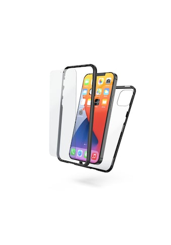 Hama Handyhülle »Schutz, Hülle«, iPhone 12 Pro, für Apple iPhone 12 Pro, Schwarz kaufen