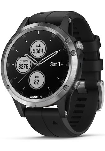 Garmin Smartwatch »fenix 5 Plus« kaufen
