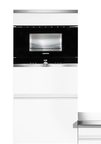 SIEMENS Einbau-Mikrowelle »BE634RGS1«, Mikrowelle-Grill, 900 W kaufen