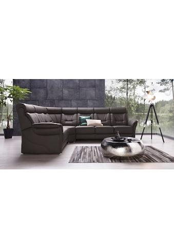 Places of Style Ecksofa »Lagomera«, wahlweise mit Bettfunktion und Bettkasten kaufen