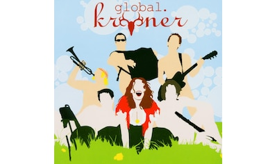 Musik-CD »GLOBAL.KRYNER / GLOBAL KRYNER« kaufen