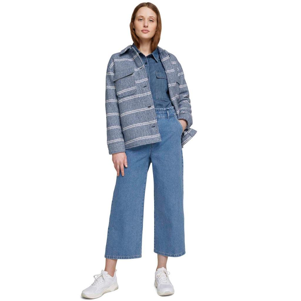 TOM TAILOR Denim 7/8-Jeans, im Culotte-Fit