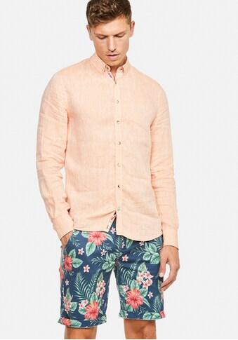 colours & sons Leinenhemd »Liam« kaufen