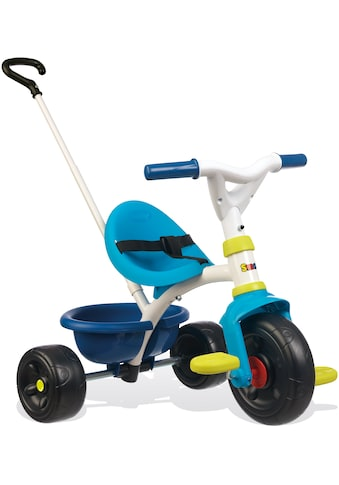 Smoby Dreirad »Be Fun, blau«, Made in Europe kaufen