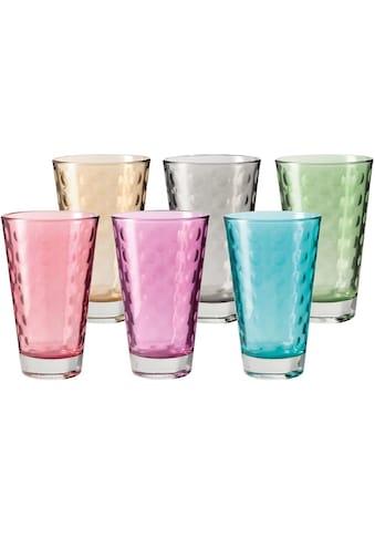 """LEONARDO Glas """"Optic"""" (6 - tlg.) kaufen"""