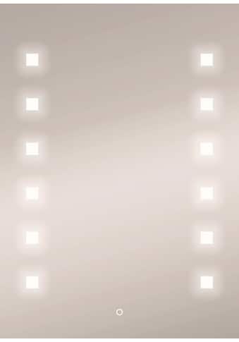 KRISTALLFORM LED - Lichtspiegel »Capella I«, 100 x 60 cm kaufen