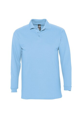 SOLS Poloshirt »Herren Winter II Pique Langarm - Shirt / Polo - Shirt, Langarm« kaufen