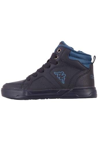 Kappa Sneaker »GRAFTON KIDS«, mit praktischem Reißverschluss an der... kaufen