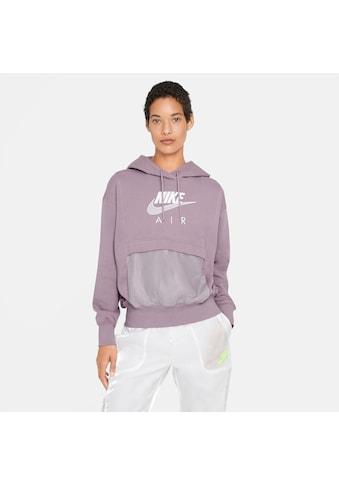 Nike Sportswear Kapuzensweatshirt »Nike Air Women's Hoodie« kaufen